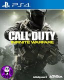 Call Of Duty: Infinite Warfare (PlayStation 4) Region Free (PS4 English Version)