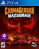 Carmageddon: Max Damage (PlayStation 4) Region Free