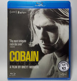 Cobain: Montage of Heck Blu-ray (Region Free) (Hong Kong Version) a.k.a. Kurt Cobain: Montage of Heck