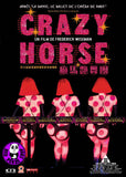 Crazy Horse 癲馬艷舞團 Blu-Ray (Frederick Wiseman) (Region A) (Hong Kong Version)