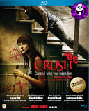Crush Blu-Ray (2013) (Region A) (Hong Kong Version)