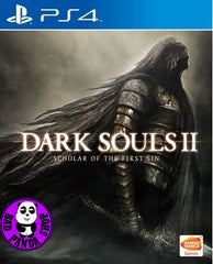 Dark Souls II - Scholar Of The First Sin (PlayStation 4) Region Free