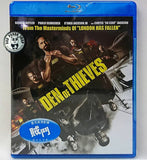 Den Of Thieves 賊鬥 Blu-Ray (2018) (Region A) (Hong Kong Version)