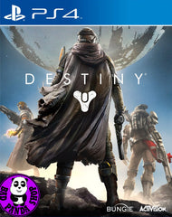 Destiny (PlayStation 4) Region Free