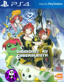 Digimon Story: Cyber Sleuth (PlayStation 4) Region Free (PS4 English Subtitled Version)