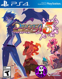 Disgaea 5: Alliance of Vengeance (PlayStation 4) Region Free (PS4 English Version)