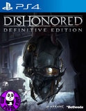 Dishonored - Definitive Edition (PlayStation 4) Region Free