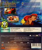 Disney The Little Mermaid 小魚仙 Blu-Ray (1989) (Region Free) (Hong Kong Version) Diamond Edition 閃鑽珍藏版