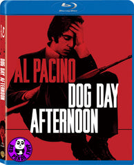 Dog Day Afternoon Blu-Ray (1975) (Region A) (Hong Kong Version) 40th Anniversary Edition
