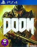 Doom (PlayStation 4) Region Free (PS4 English & Chinese Subtitled Version) (中英文合版)
