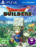 Dragon Quest Builders (PlayStation 4) Region Free (PS4 English Version)
