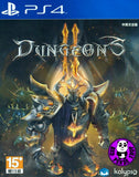 Dungeons 2 (PlayStation 4) Region Free (PS4 English & Chinese Subtitled Version) 地城守護者 2 (中英文版)