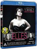 Elles (2011) (Region A Blu-ray) (English Subtitled) French Movie