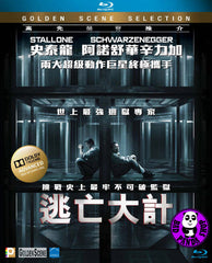 Escape Plan Blu-Ray (2013) (Region A) (Hong Kong Version)