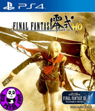 Final Fantasy Type-0 HD (PlayStation 4) Region Free