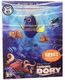 Finding Dory 2D + 3D Blu-Ray (2016) 海底奇兵2 (Region Free) (Hong Kong Version) 2 Discs