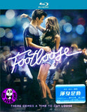 Footloose Blu-Ray (2011) (Region A) (Hong Kong Version)