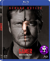Gamer Blu-Ray (2009) (Region A) (Hong Kong Version)