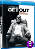 Get Out 訪.嚇 Blu-Ray (2017) (Region A) (Hong Kong Version)