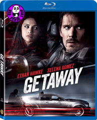 Getaway Blu-Ray (2013) (Region A) (Hong Kong Version)