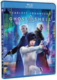 Ghost In The Shell 攻殼機動隊 Blu-Ray (2017) (Region A) (Hong Kong Version) Live Action Movie
