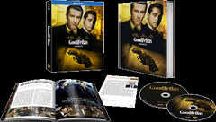 Goodfellas Blu-Ray (1990) (Region A) (Hong Kong Version) 25th Anniversary Special Edition + 36 Page Photo Book