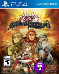 Grand Kingdom (PlayStation 4) Region Free