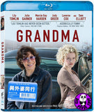 Grandma Blu-Ray (2015) (Region Free) (Hong Kong Version)