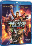 Guardians of the Galaxy vol 2 銀河守護隊2 Blu-Ray (2017) (Region A) (Hong Kong Version)