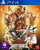 Guilty Gear Xrd: Revelator (PlayStation 4) Region Free (PS4 Chinese Subtitled Version) 聖騎士之戰 (中文版)