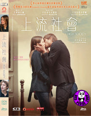 High Society (2014) 上流社會 (Region 3 DVD) (English Subtitled) French movie aka Le beau monde