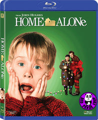 Home Alone Blu-Ray (1990) (Region A) (Hong Kong Version)