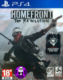 Homefront: The Revolution (PlayStation 4) Region Free 烽火家園:革命 (英文版)