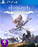 Horizon Zero Dawn Complete Edition (PlayStation 4) Region Free (PS4 English & Chinese Subtitled Version) 地平線: 期待黎明 完全版 (中英文合版)