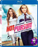 Hot Pursuit Blu-Ray (2015) (Region A) (Hong Kong Version)