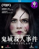 Incident In A Ghostland 鬼域殺人事件 Blu-Ray (2019) (Region A) (Hong Kong Version)