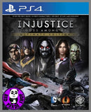 Injustice - Gods Among Us Ultimate Edition (PlayStation 4) Region Free