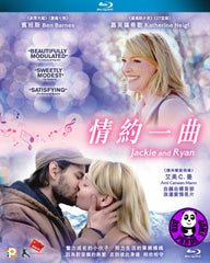 Jackie And Ryan 情約一曲 Blu-Ray (2015) (Region A) (Hong Kong Version)