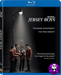 Jersey Boys Blu-Ray (2014) (Region A) (Hong Kong Version)