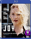 Joy 歡姐當自強 Blu-Ray (2015) (Region A) (Hong Kong Version)