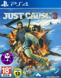 Just Cause 3 (PlayStation 4) Region Free