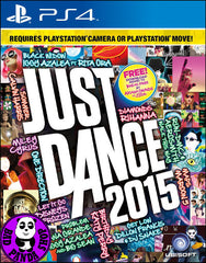 Just Dance 2015 (PlayStation 4) Region Free