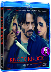 Knock Knock Blu-Ray (2015) (Region A) (Hong Kong Version)