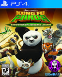 Kung Fu Panda: Showdown of Legendary Legends (PlayStation 4) Region Free