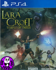 Lara Croft and the Temple of Osiris (PlayStation 4) Region Free (PS4 English Version)