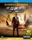 Left Behind 末日啟示錄 Blu-Ray (2014) (Region A) (Hong Kong Version)