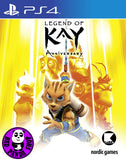 Legend of Kay Anniversary (PlayStation 4) Region Free