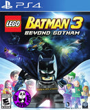 LEGO Batman 3: Beyond Gotham (PlayStation 4) Region Free