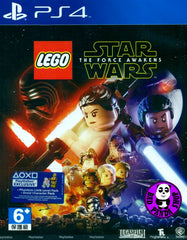 LEGO Star Wars: The Force Awakens (PlayStation 4) Region Free (PS4 English Version) 樂高星球大戰: 原力覺醒 (英文版)