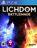 Lichdom: Battlemage (PlayStation 4) Region Free (PS4 English Version)